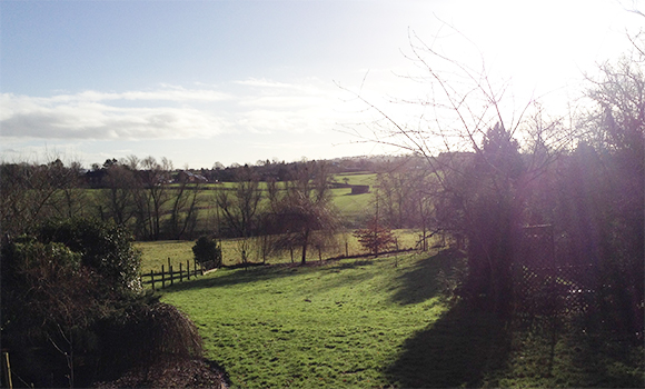 The Room with a View - Bed & Breakfast - Tenbury Wells